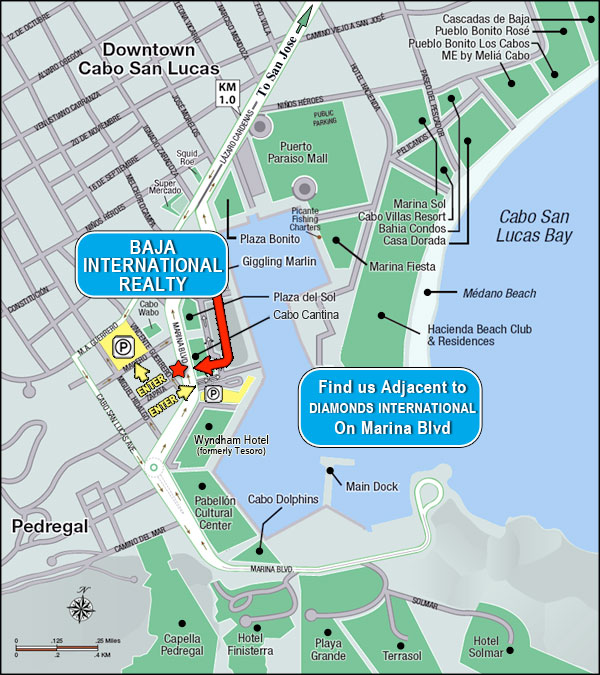 Cabo San Lucas, Los Cabos, Baja Sur Real Estate Agents ... Map Of Marina Cabo on map of newport marina, map of puerto vallarta marina, map of key largo marina, cabo san lucas marina, map of delta marina,