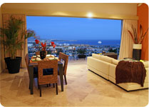 View condos for sale in Pedregal, Cabo San Lucas